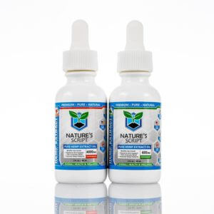 Nature's Script CBD Oil