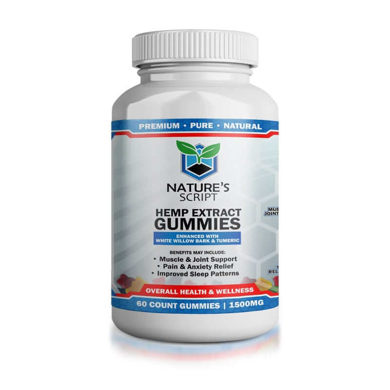 Natures Script Gummies Coupons