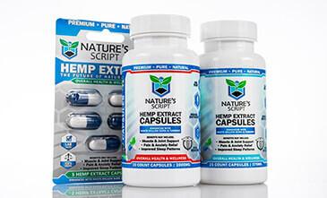 Best CBD products: CBD Capsules