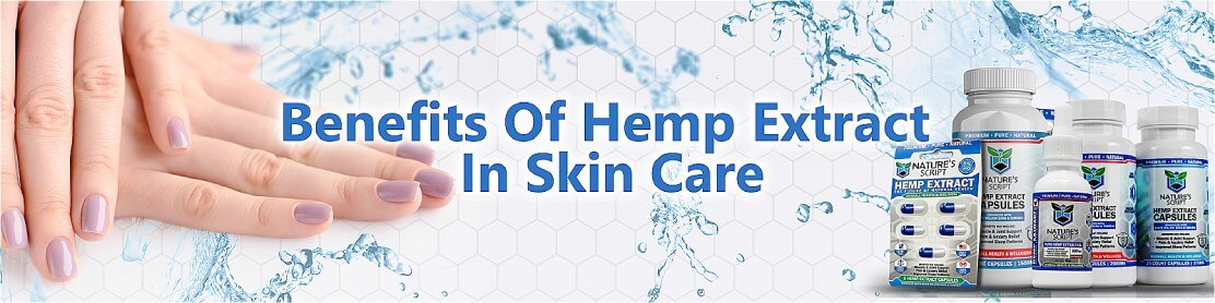 Hemp Extract for skin care