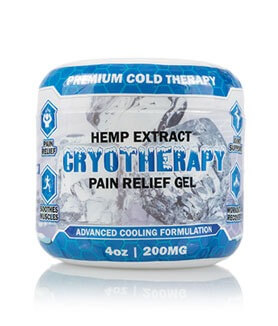 CBD Pain Freeze Nature's Script