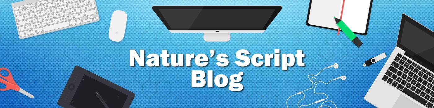 Nature's Script CBD blog