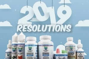 Nature's Script products 2019 Resolutions preview