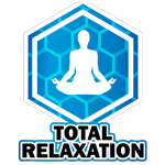 total relaxation icon