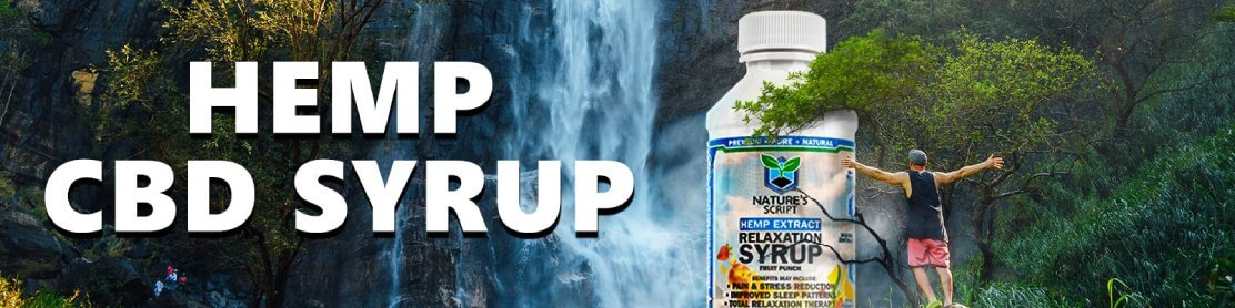Hemp CBD Syrup Uses