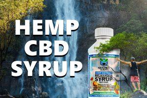 hemp cbd syrup preview