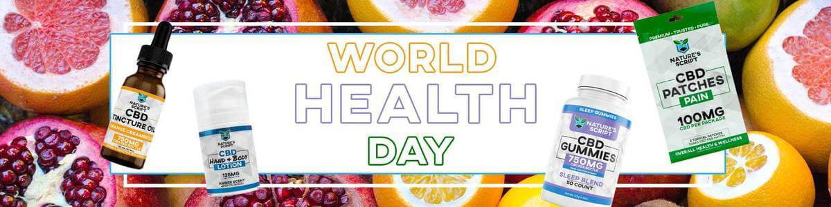 World Health Day Banner