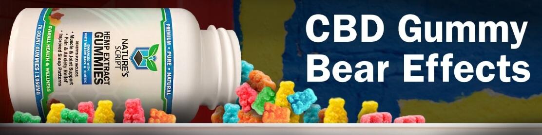 CBD Gummy Effects