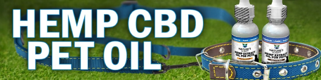 Hemp CBD Pet Oil
