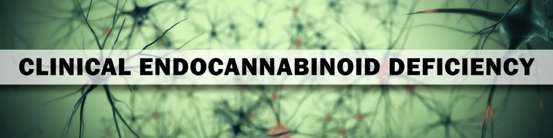 Clinical Endocannabinoid Deficiency