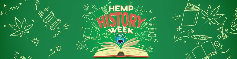 Hemp History Week Banner