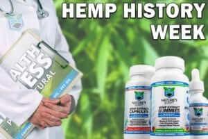 hemp history week preview
