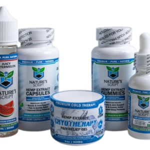 Best Sellers CBD Bundle