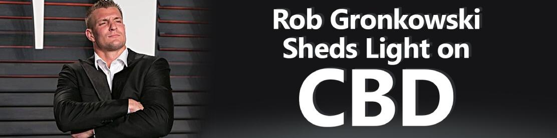 Rob Gronkowski CBD