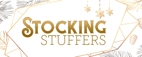 Stocking Stuffers - Holiday Gift Guide