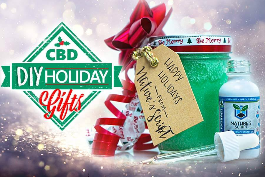 Holiday DIY CBD gifts preview image