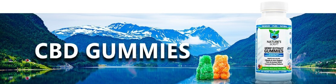 Premium CBD Gummies – infused with premium hemp extract