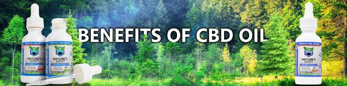 What CBD Oil Benefits can I expect?