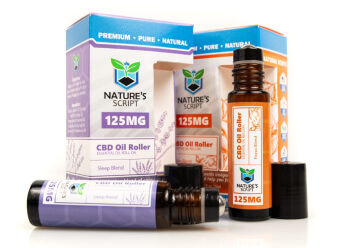 CBD Topical Oil Rollers