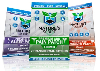 CBD Topical Patches