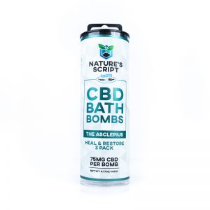 CBD Bath Bombs Heal Award