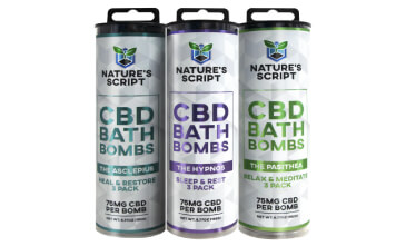 Best CBD products: CBD Bath Bombs