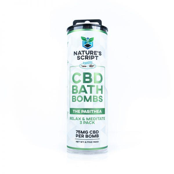 CBD Bath Bombs Relax Award