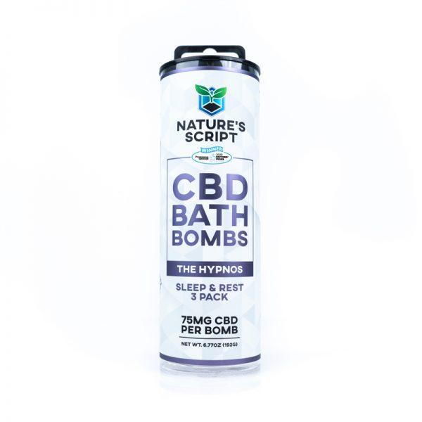 CBD Bath Bombs Sleep Award