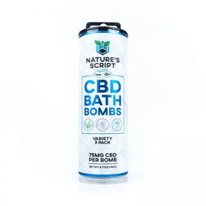 CBD Bath Bombs Variety Pack Award