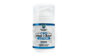 Best CBD products: CBD Lotion