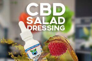 CBD Salad Dressing Recipe