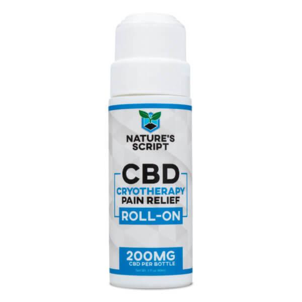 CBD Roll-On Pain Gel