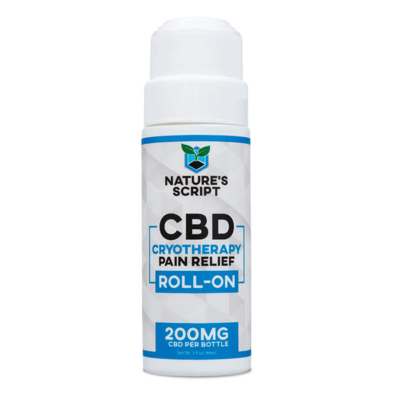 CBD Roll On Pain Gel