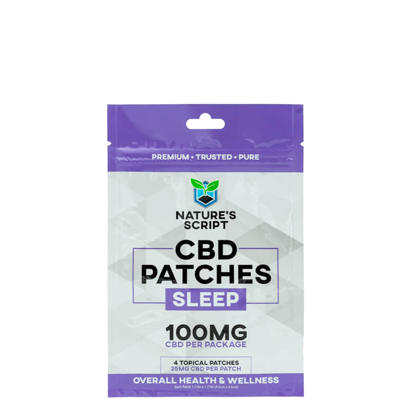 CBD Sleep Patches