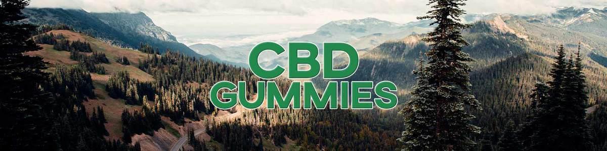 CBD Gummies banner