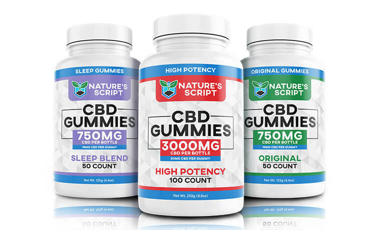 Best CBD products: CBD Gummies