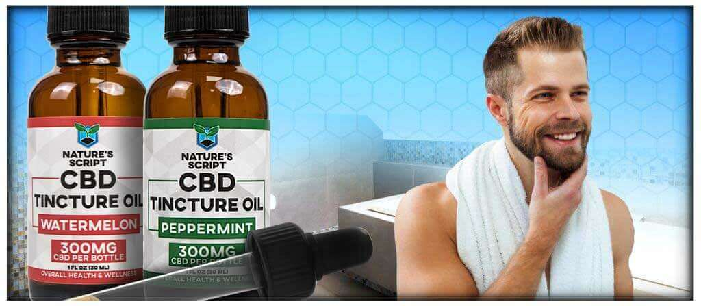 CBD Oil Benefits: improved skin