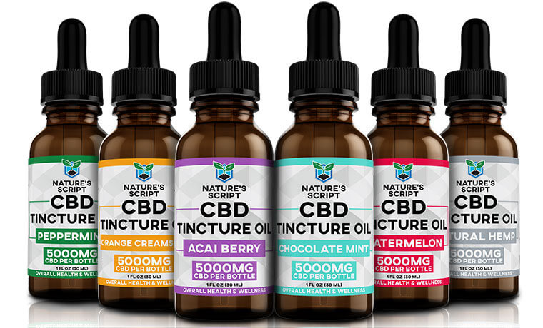 Best CBD products: CBD Oil