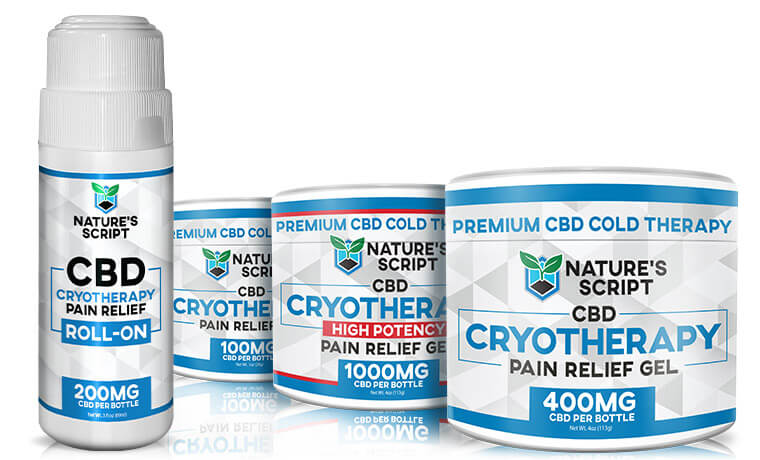 Best CBD products: CBD Pain Relief Gel