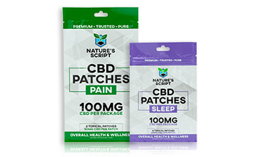 Best CBD products: CBD Patches