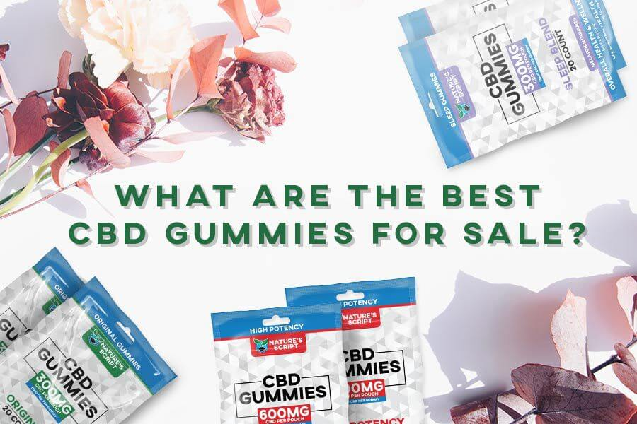 What Are the Best CBD Gummies for Sale?