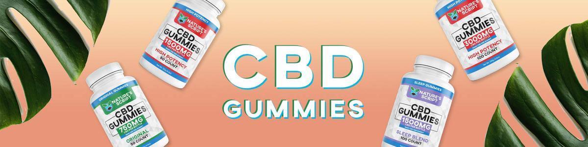 nature's script cbd gummies banner