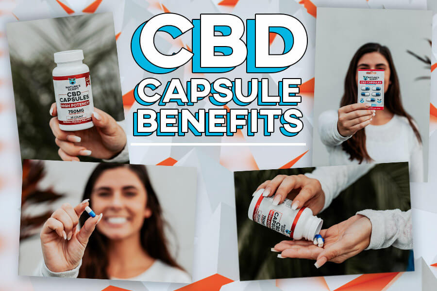 CBD Capsule Benefits and Daily Uses Preview Image