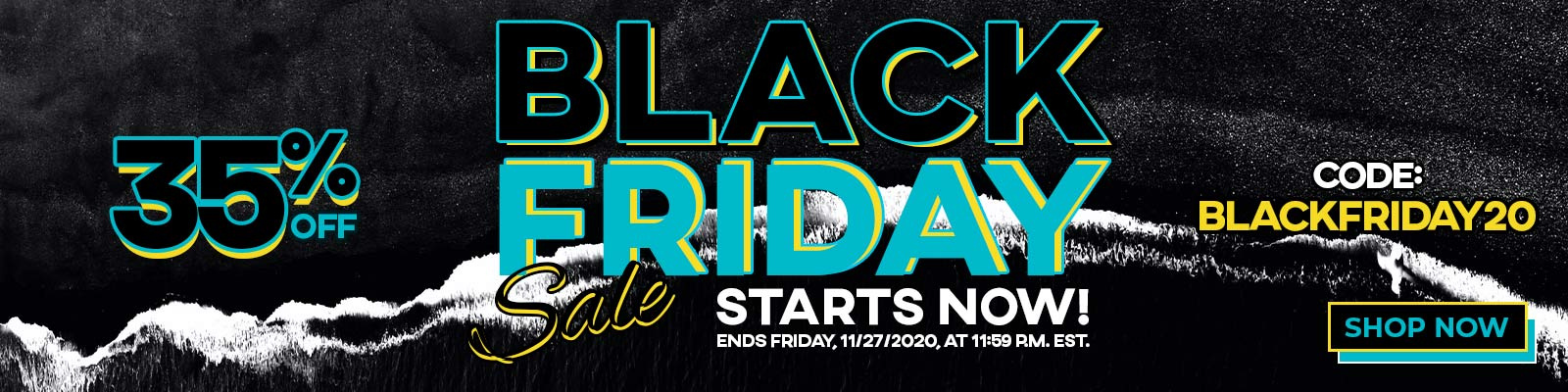 Black Friday CBD Sale 35% Off + Free Shipping Code: BLACKFRIDAY20
