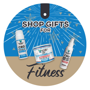 CBD Gift Guide Shop Gifts for Fitness