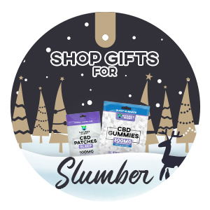 CBD Gift Guide Shop Gifts for Slumber