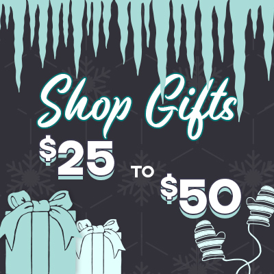 Shop Gifts 25 to 50