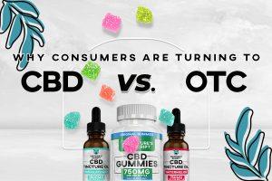 CBD vs. OTC