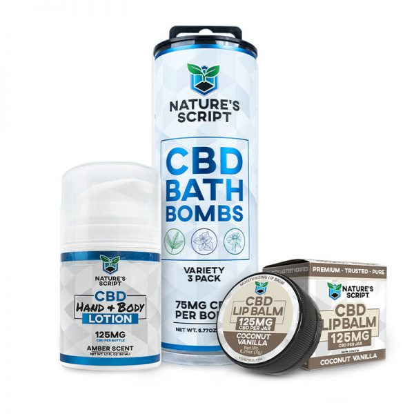 Relaxation CBD Bundle