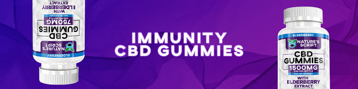 Immunity CBD Gummies